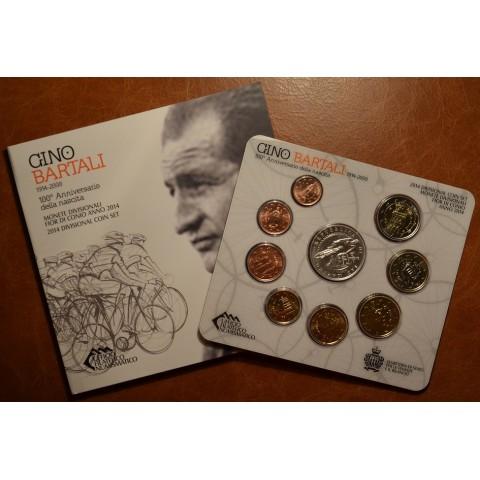 Oficiálna sada 9 mincí San Marino 2014 (BU)