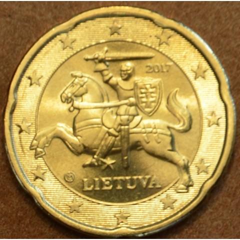 20 cent Litva 2017 (UNC)
