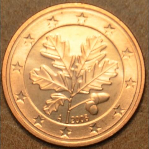 """1 cent Nemecko """"A"""" 2008 (UNC)"""
