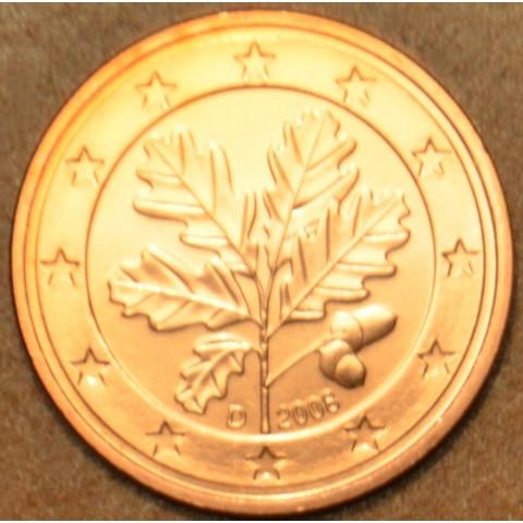 """1 cent Nemecko """"D"""" 2008 (UNC)"""