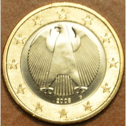 """1 Euro Nemecko """"D"""" 2008 (UNC)"""