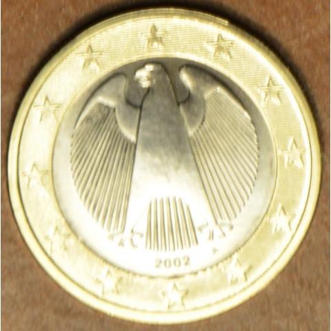 """1 Euro Nemecko """"A"""" 2002 (UNC)"""