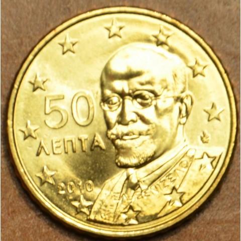 50 cent Grécko 2010 (UNC)