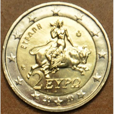2 Euro Grécko 2010 (UNC)