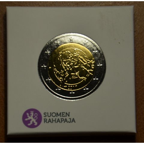 2 Euro Finland 2017 - Finnish nature (Proof)