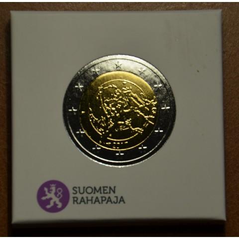 2 Euro Fínsko 2017 - Fínska príroda (Proof)