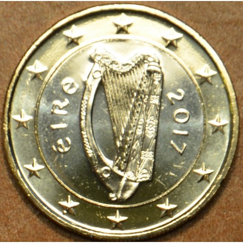 1 Euro Írsko 2017 (UNC)
