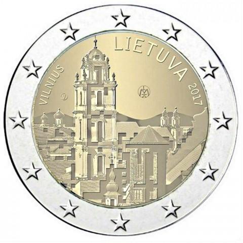 2 Euro Litva 2016 - Baltická kultúra (UNC)