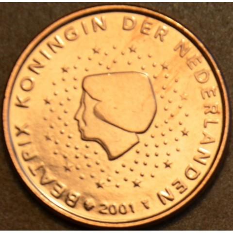 5 cent Holandsko 2001 (UNC)