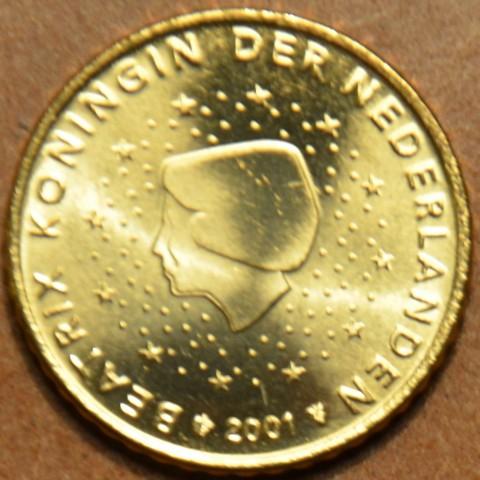 10 cent Holandsko 2001 (UNC)