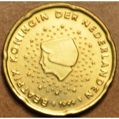 20 cent Holandsko 1999 (UNC)