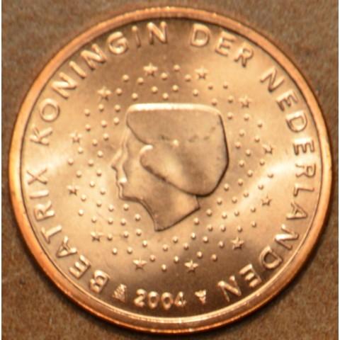 2 cent Holandsko 2004 (UNC)