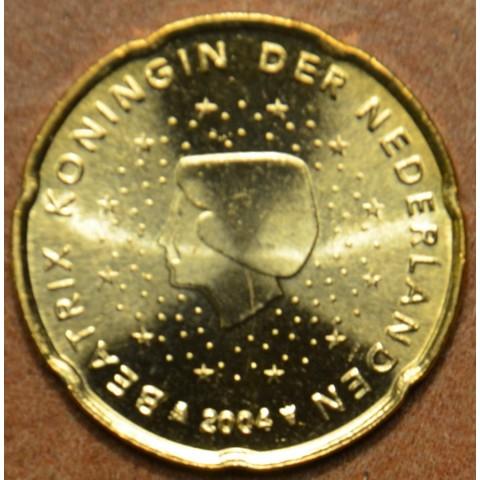 20 cent Holandsko 2004 (UNC)