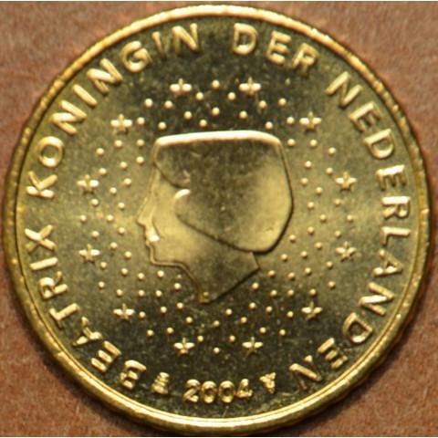50 cent Holandsko 2004 (UNC)