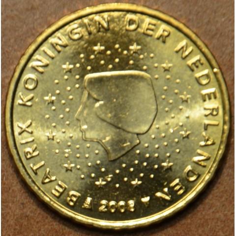 50 cent Holandsko 2008 (UNC)