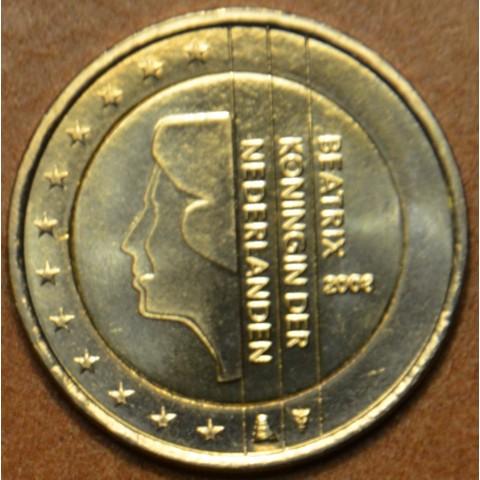 2 Euro Holandsko 2008 - Kráľovná Beatrix (UNC)