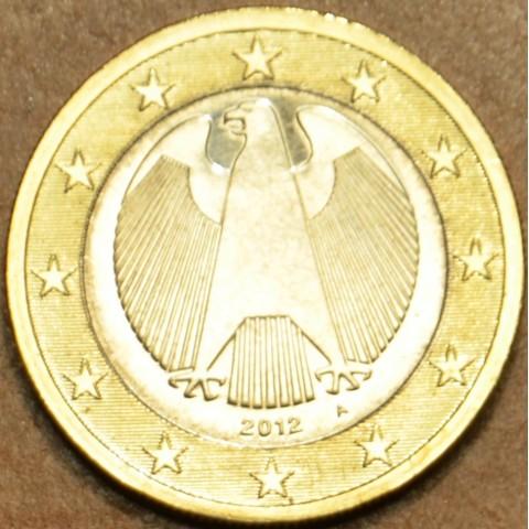 """1 Euro Nemecko """"A"""" 2012 (UNC)"""