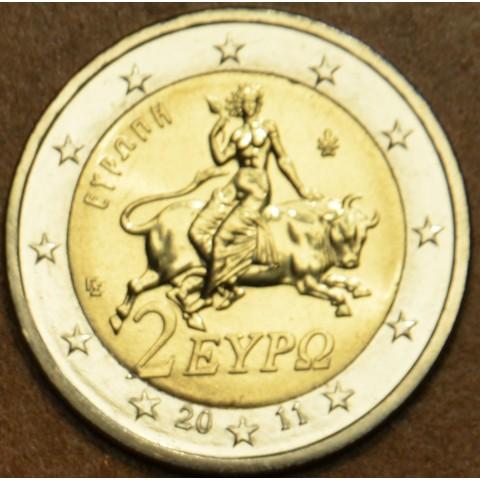 2 Euro Grécko 2011 (UNC)