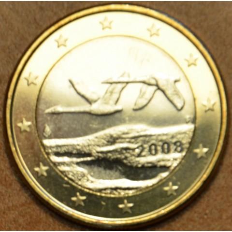 1 Euro Fínsko 2008 (UNC)