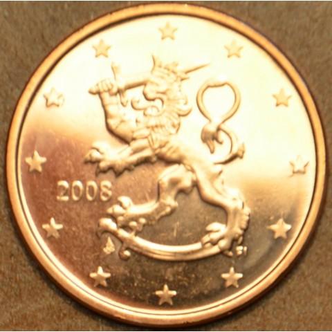 1 cent Fínsko 2008 (UNC)