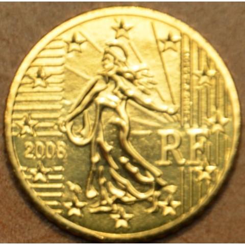 50 cent Francúzsko 2008 (UNC)
