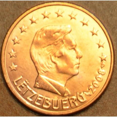 2 cent Luxembursko 2008 (UNC)