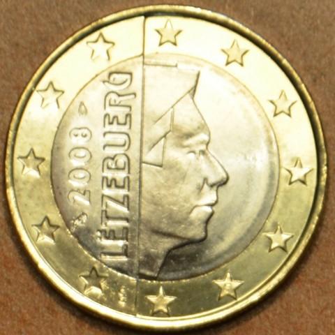 1 Euro Luxembursko 2008 (UNC)