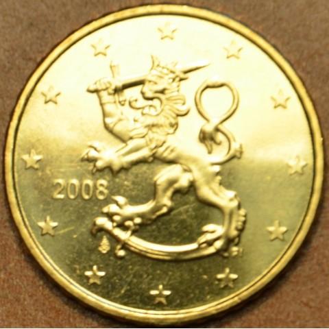 10 cent Fínsko 2008 (UNC)