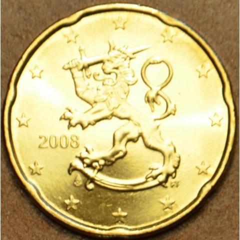 20 cent Fínsko 2008 (UNC)