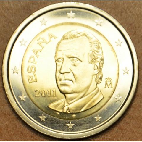 2 Euro Španielsko 2011 (UNC)