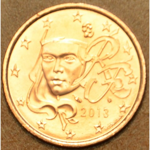 2 cent Francúzsko 2013 (UNC)