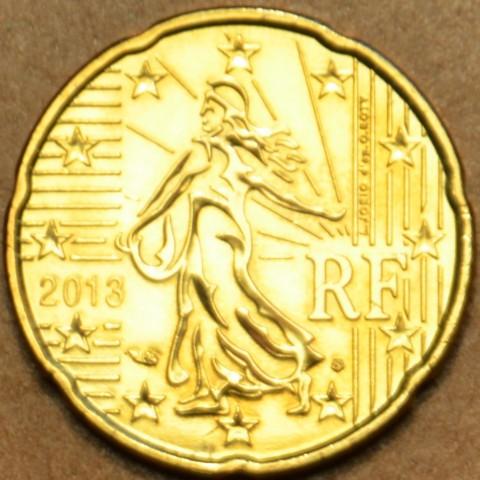 20 cent Francúzsko 2013 (UNC)