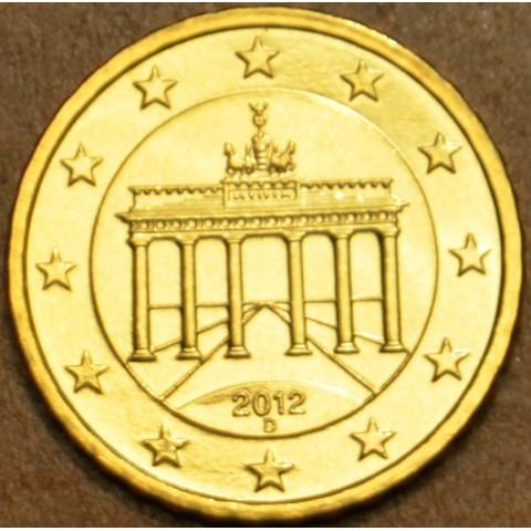 """10 cent Nemecko """"D"""" 2012 (UNC)"""