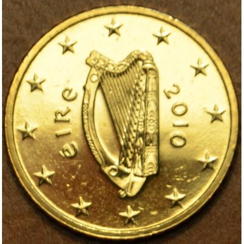 50 cent Írsko 2010 (UNC)