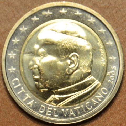 2 Euro Vatikán Ján Pavol II 2005 (BU)
