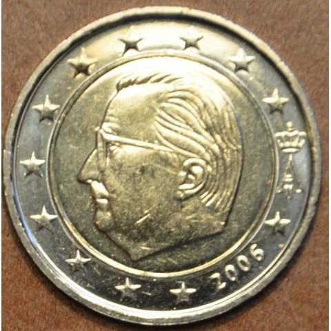 2 Euro Belgicko 2006 - Albert II.  (UNC)