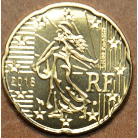 20 cent Francúzsko 2018 (UNC)