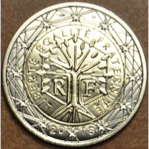 2 Euro Francúzsko 2018 (UNC)