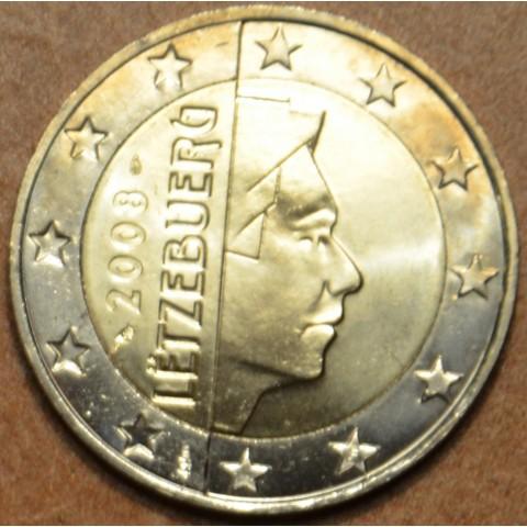2 Euro Luxembursko 2008 (UNC)