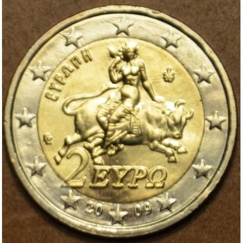 2 Euro Grécko 2009 (UNC)