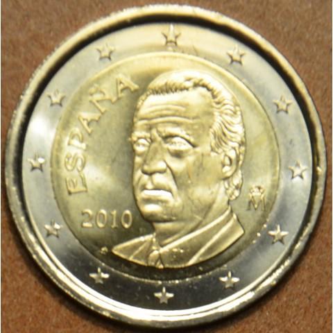 2 Euro Španielsko 2010 (UNC)