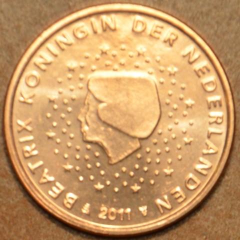 1 cent Holandsko 2011 (UNC)
