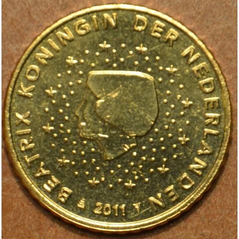 50 cent Holandsko 2011 (UNC)