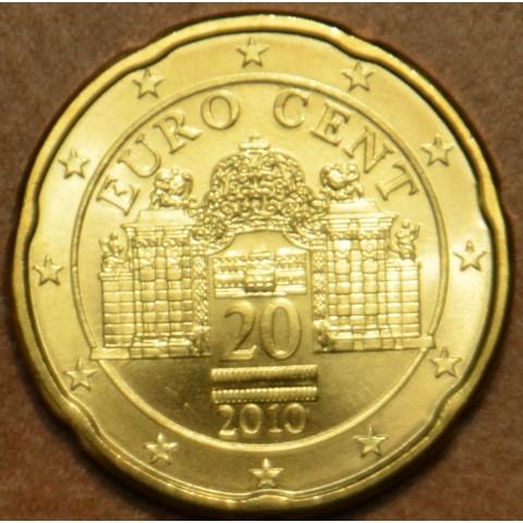 20 cent Rakúsko 2010 (UNC)