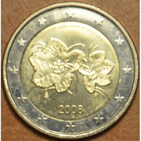 2 Euro Fínsko 2008 (UNC)