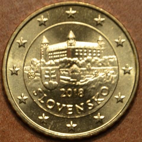 10 cent Slovensko 2018 (UNC)