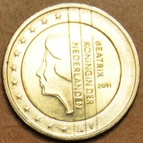 2 Euro Holandsko 2011 - Kráľovná Beatrix (UNC)