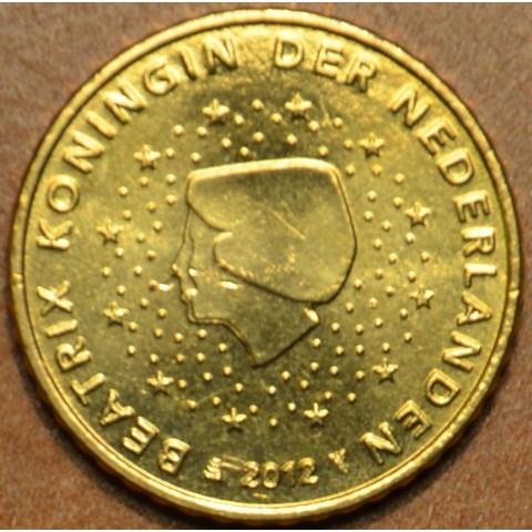10 cent Holandsko 2012 (UNC)