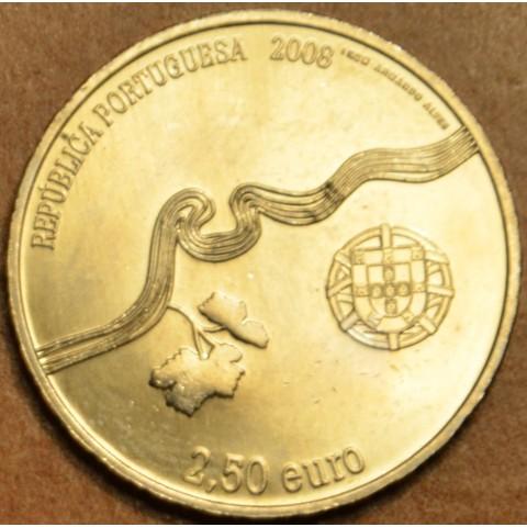 2,5 Euro Portugalsko 2008 - UNESCO: Vinice Alto Douro (UNC)