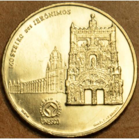 2,5 Euro Portugalsko 2009 - UNESCO: Kláštor Jerónimos (UNC)